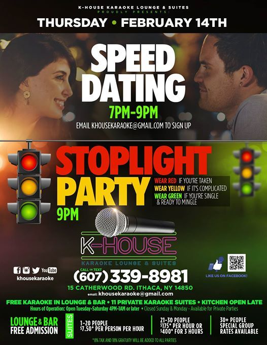 maling lounge speed dating