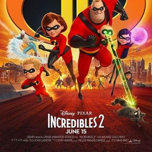 Incredibles 2 - Movies for Mommies