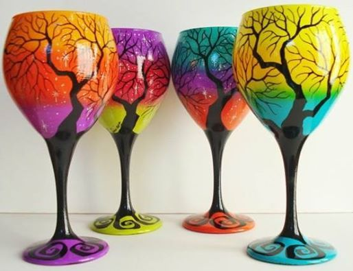 Design your wine glass returns to the Coach & Horses