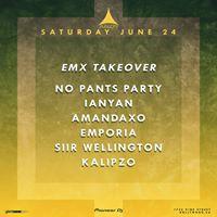 Hook n Sling &amp EMX Takeover at Avalon (Hollywood)