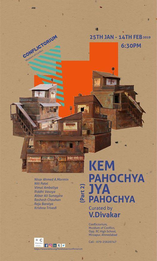 Kem Pahochya Jya Pahochya Part 2