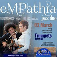 Empathia al Trumpets Jazz Club