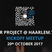 Pillar Project at Haarlem.Tech Kickoff