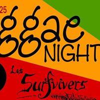 Reggae Night At Causeway Spi South Padre Island