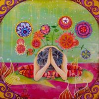 April- Restorative Yoga &amp Guided Relaxation Workshop