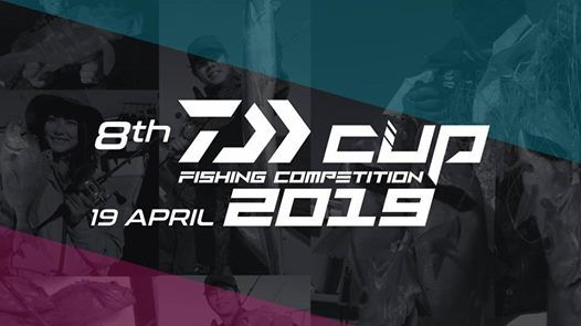 DAIWA Cup Fishing Competition 2019