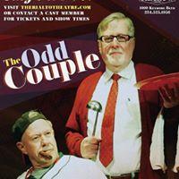 The Rialto Theatre Presents The Odd Couple TAKE TWO