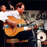 Sunday Gypsy Jazz IJkantine Reinier and Jan