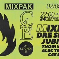 Mixpak Carnival Party w Dre Skull and Jubilee
