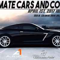 Ultimate Cars and Coffee