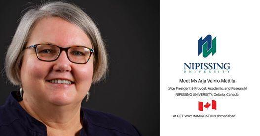 Seminar by Nipissing University Ontario Canada