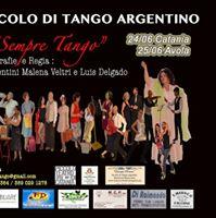 Spettacolo DI TANGO Argentino &quotSempre Tango&quot