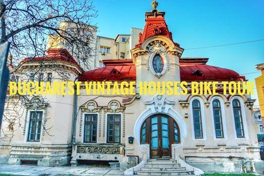 Bucharest Vintage Houses Bike Tour 2019