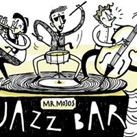 JAZZ BAR Mr Mojos Jazz-Abend mit Vinyl DJ &amp Live Jazz