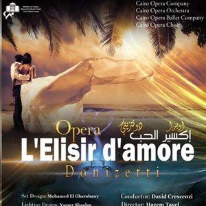Opera LElisir damore