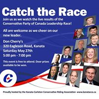 Catch The Leadership Race Results