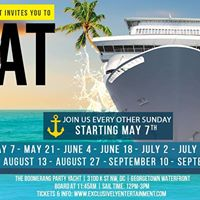 Rock The Boat Summer Parties
