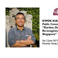 Kwok Kian-Woon &quotGarden Ocean Archipelago&quot