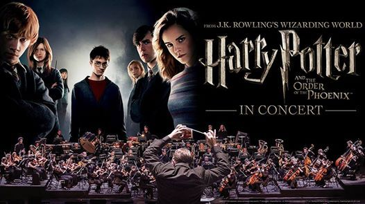Harry Potter and the Order of the Phoenix(TM). Live In Concert w NJSO