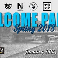 Welcome Party Spring 2018