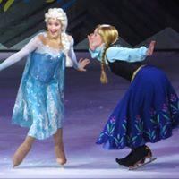 Disney on Ice Frozen At Times Union Center Albany NY