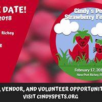 Cindys Pets Strawberry Festival