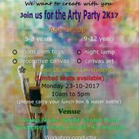 Arty Party 2017