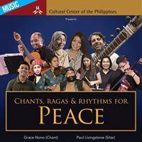 Grace Nono Paul Livingstone Chants Ragas &amp Rhythms for Peace