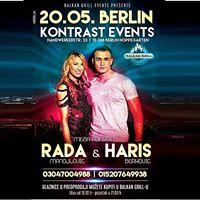 Mega Koncert Berlin RADE Manojlovi i Harisa
