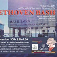 Beethoven Bash