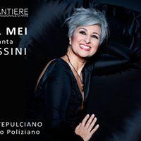 EVA MEI canta Rossini a Montepulciano