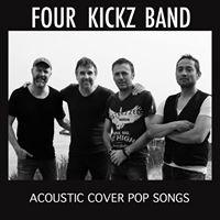 Donderdagavond live Four Kickz Band