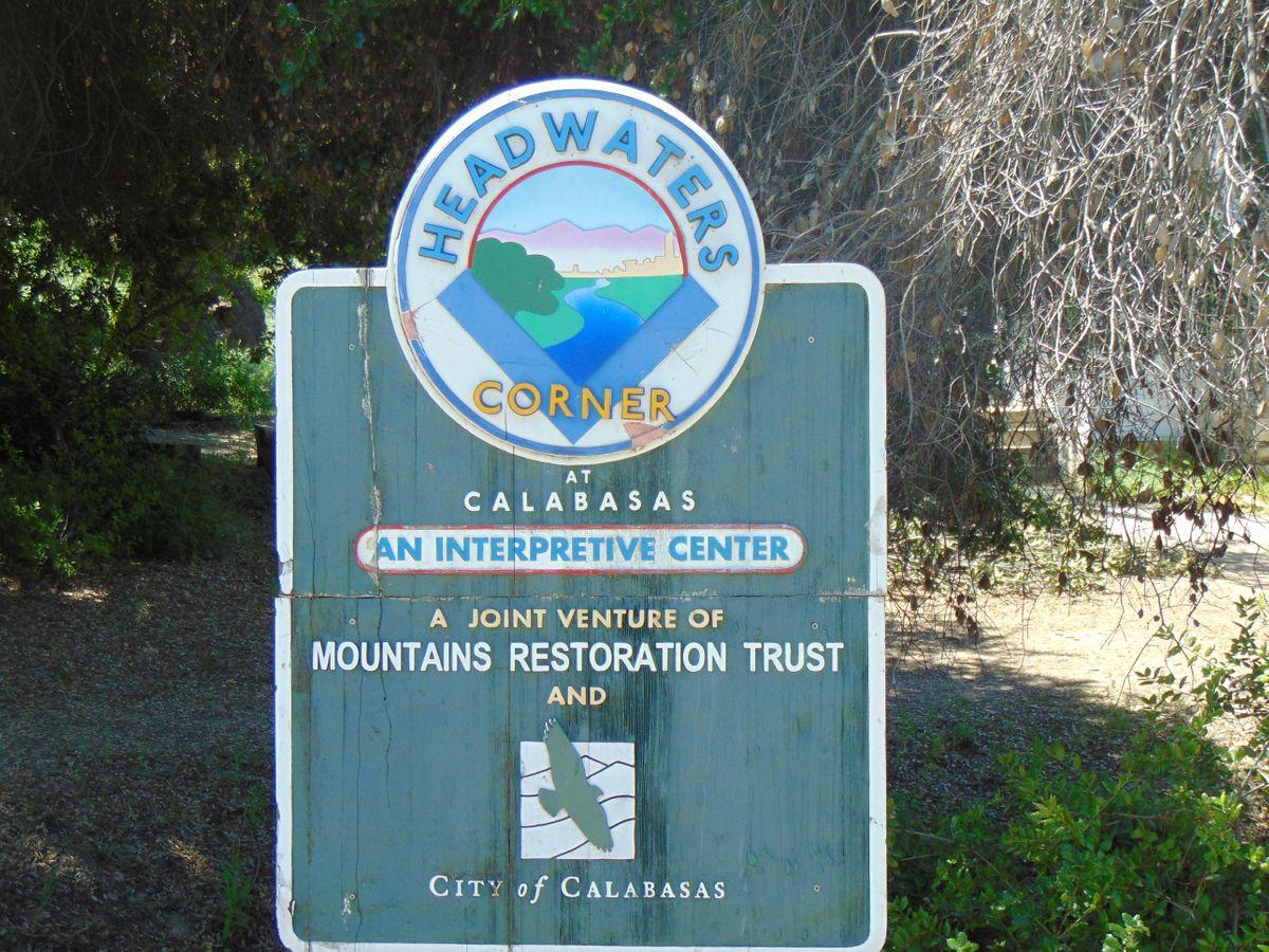 Headwaters Park Events 2020.Headwaters Corner Habitat Restoration Calabasas