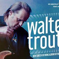 Walter Trout (US) - Sydney