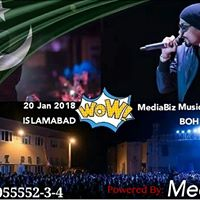 MediaBiz Musical Night With Bohemia