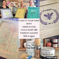 Make It Your Own with Annie Sloan