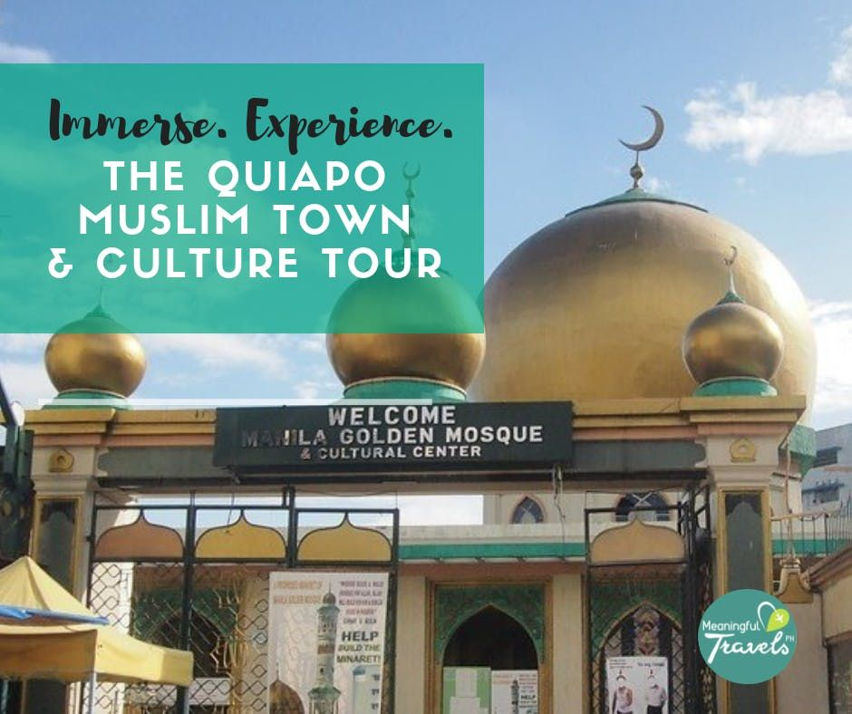 Quaipo Muslim Town and Culture Immersion Tour