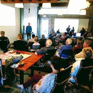Talk About Town Leisure Lane &amp Van Doren Avenue Revitalization