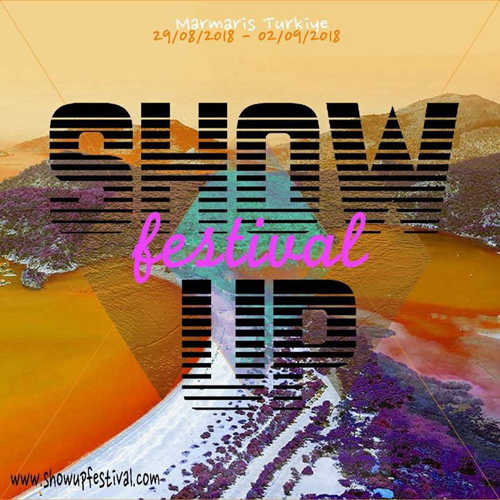 Show Up Festival. 5 daysnights of Urban Music Madness in Marms
