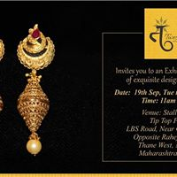 Tip Top Plaza Thane - Exhibition by Twesha Jewels