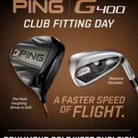 PING G400 Fitting Day at Drummond Golf West Burleigh