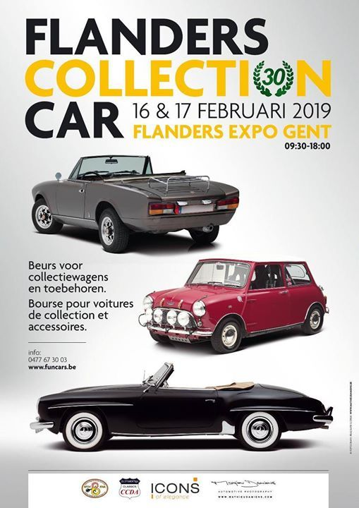 BCC-stand  Flanders Collection Car