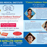 Careear guidance seminar for young dentists