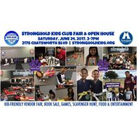 Strongholds Kids Club Fair