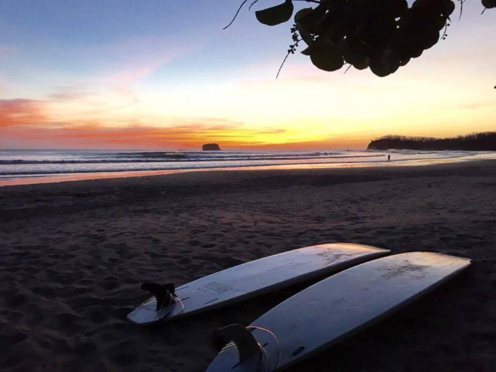 Yoga Surf Adventure Nicaragua