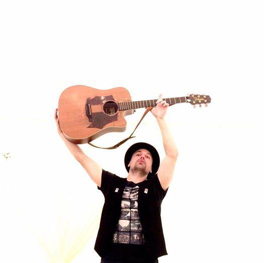 Dan Greenaway Live&Loud at the Market Vaults