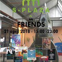 S-plaza &amp Friends