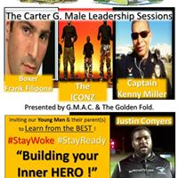 (free) Building Your Inner Hero  (Males Conference)