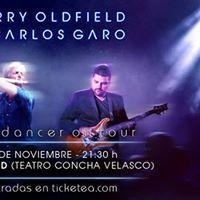 Terry Oldfield &amp Carlos Garo en Valladolid