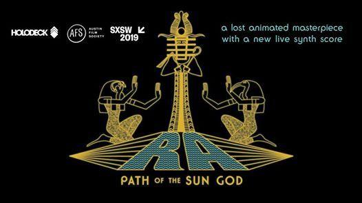 RA Path of the Sun God w Majeure Curved Light & True Creature